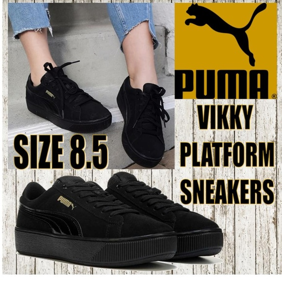 0c41f996f903b5 Puma Vikky Platform Sneakers. M 5a4b0b62d39ca2be020777a7